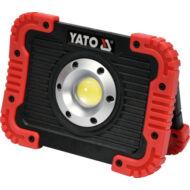 Yato LED-es újratölthető  reflektor(YT-81820)