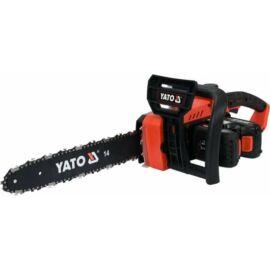 """Yato Akkumulátoros láncfűrész 14"""" 36V (YT-82812)"""