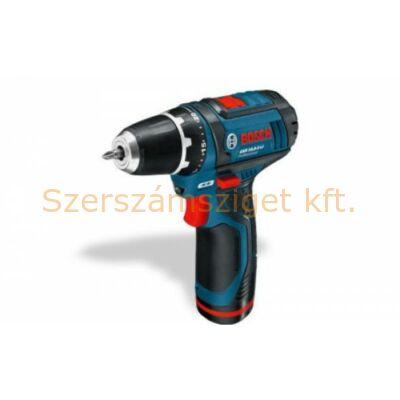 Bosch GSR 10,8-2-LI Akkus fúró-csavarbehajtó