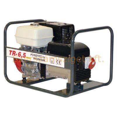 Honda TR-6,5 AVR Áramfejlesztő (három fázisú)