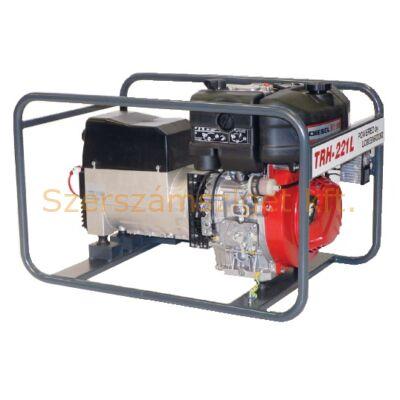 Lombardini TRH-221 L Dízelmotoros hegesztő-áramfejlesztő