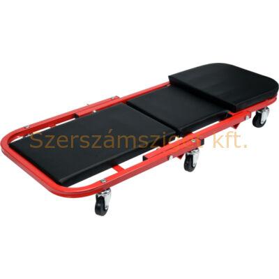 Yato Fekvő gurulós pad/ szék (YT-08802)
