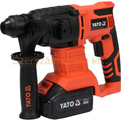 Yato Akkumulátoros SDS-Plus-os fúrókalapács (YT-82770)