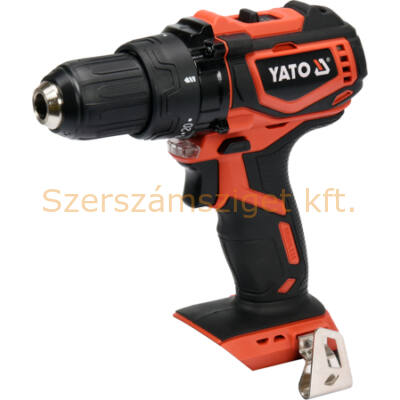 Yato Akkumulátoros Fúrógép akku/töltő nélkül (YT-82795)