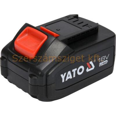Yato Akkumulátor 18V 3,0 Ah(YT-82843)