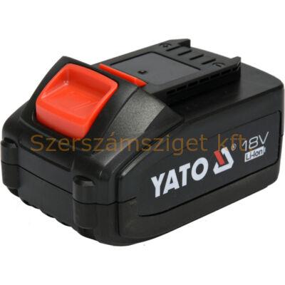 Yato Akkumulátor 18V 4,0Ah (YT-82844)