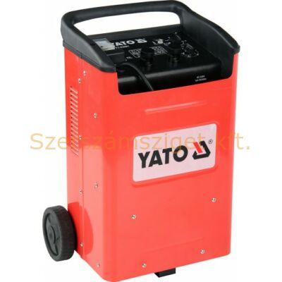 Yato Akkumulátor töltő indító 12-24 V (YT-83061)