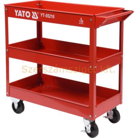 Yato Műhelykocsi 3 részes (YT-55210)