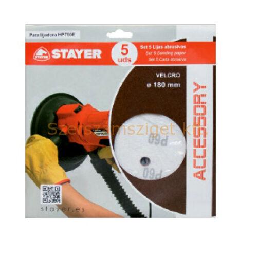 Stayer Csiszoló papír P220