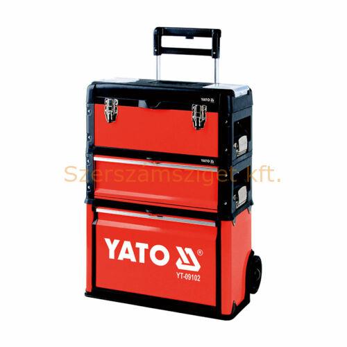 Yato Gurulós szerszám tároló kocsi (YT-09102)