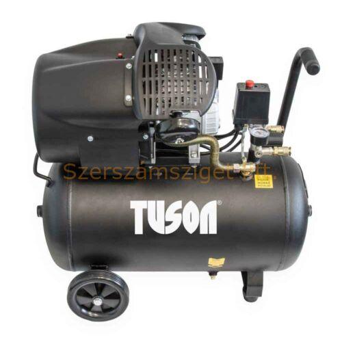 TUSON olajos kompresszor 1,5kW 2,0HP 24l