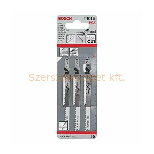 Bosch fűrészlap T101B /3db