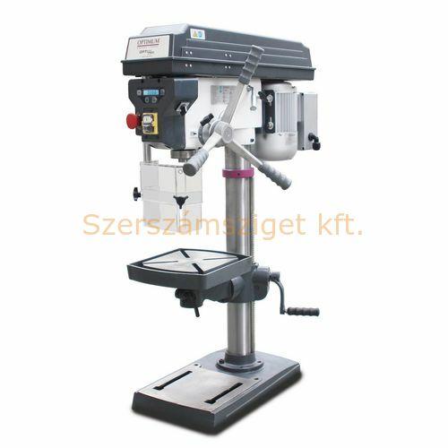 Optimum Állványos fúrógép D23 PRO 400V
