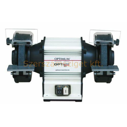 Optimum Kettős köszörű OPTIgrind GU 20 (400V)