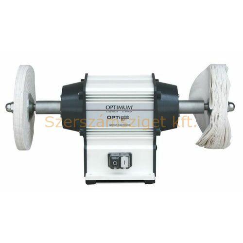 Optimum Polírozógép GU 20P (400 V)
