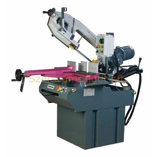 Szalagfűrészgép OPTIMUM 300DG (átm.255mm, 35/70m/p, 1,5kW/400V)