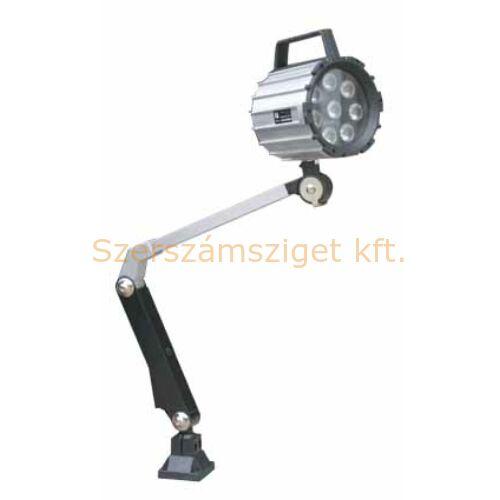Optimum LED munkalámpa (8-720) 8W/230V, 600mm karral
