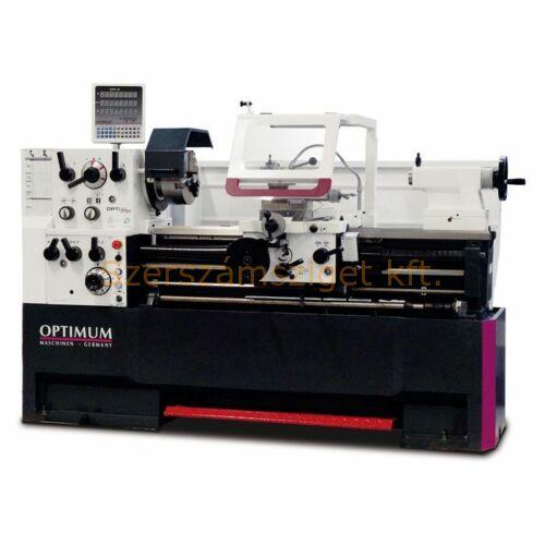 Esztergagép OPTI TH 4610 (460x1000, DPA21 útmérővel, gyorsváltós SWH-B fej, D késtartó)