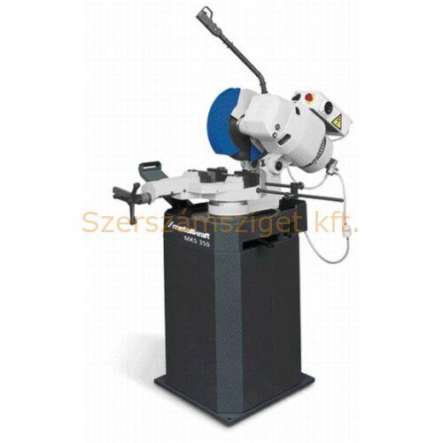 Optimum Fűrésztárcsás darabológép MKS 350 (400V) csúszókuplunggal 40/80 f/p