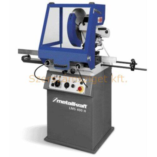 Fűrésztárcsás darabológép könnyűfémekhez LMS 400 H félautomata