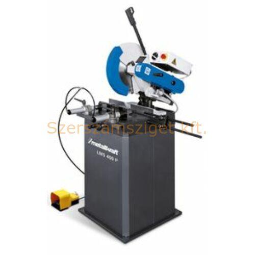 Optimum Fűrésztárcsás darabológép könnyűfémekhez LMS 400 P manuális