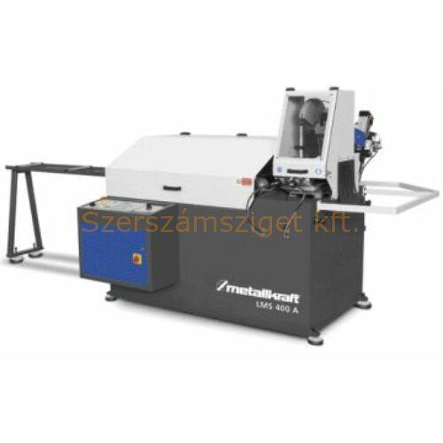 Fűrésztárcsás darabológép könnyűfémhez LMS 400 automata