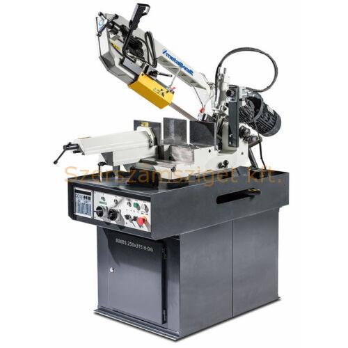 Szalagfűrészgép BMBS 250x315 H-DG (290x200mm, 1,1kW, 2825x27x0,9mm)