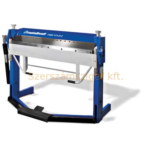 Optimum Lemezhajlító gép (FSBM 1270-20 E) manuális 1270/2,0mm/135°