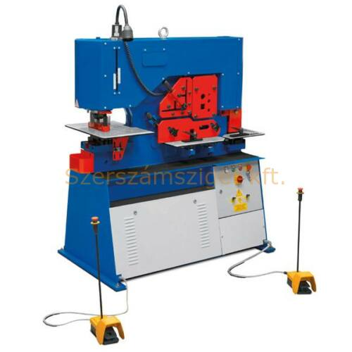 Optimum Hidraulikus lyukkinyomó, profilvágó gép HPS55DS