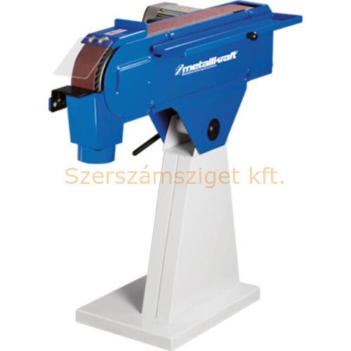 Optimum Fémipari szalagcsiszológép MBSM 75-200-1 (230 V)