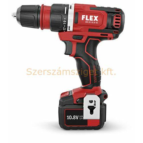 Flex Akkus fúró-csavarbehajtó (akku nélkül) DD2G 10.8-EC