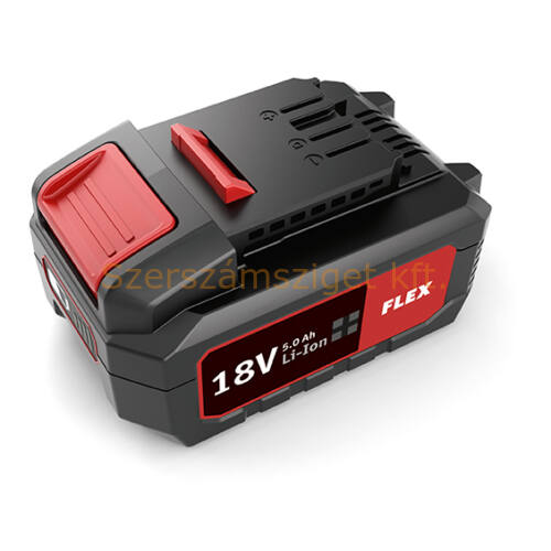Flex Akkumulátor 5,0Ah 18.0V Li-Ion