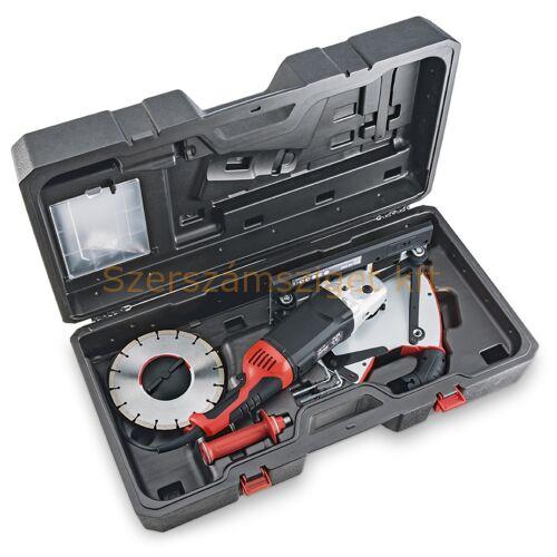 Flex Sarokcsiszoló szett 2600W DCG L26-6 230mm