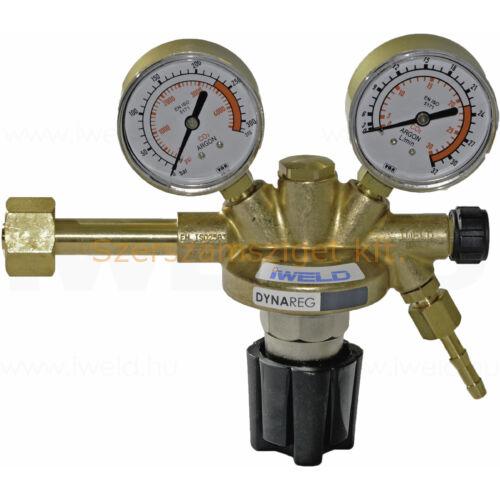 IWELD Dynareg CO2 nyomáscsökkentő 230/22l/min