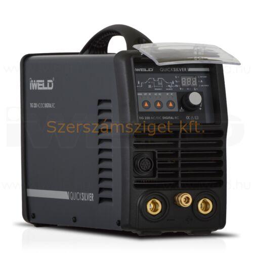 IWELD TIG 220 AC/DC Digital RC Hegesztő inverter