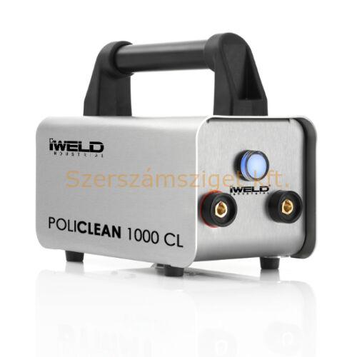 POLICLEAN 1000 CL Varrattisztító készülék