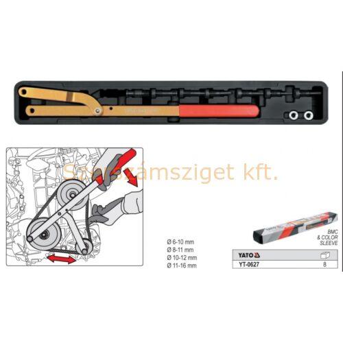 Yato Szíjtárcsa feszítő kulcs 11 részes (YT-0627)