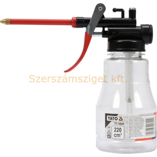 Yato Kézi olajzó 220 ml (YT-0690)