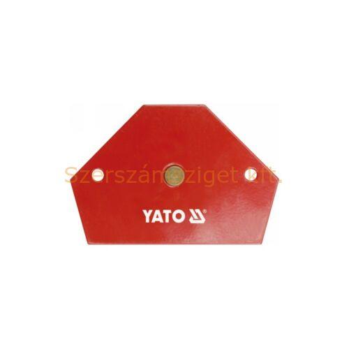 Yato Hegesztési munkadarab tartó 64x95x14mm (YT-0866)