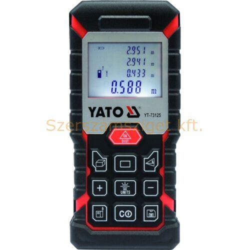 Yato Lézeres távolságmérő 40m (YT-73125)