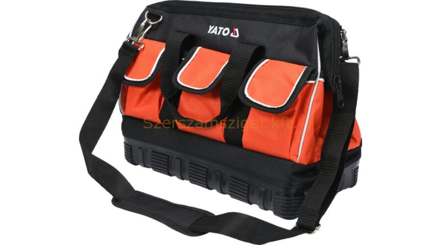 9710880f41e2 Övtáskák és szerszámos táskák - Yato Szerszámos táska 15 zsebes (YT ...
