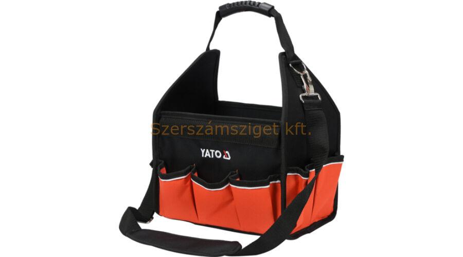 1196d4ce2836 Övtáskák és szerszámos táskák - Yato Szerszámos táska 16 zsebes (YT ...