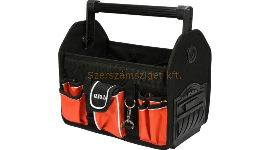 2546f28d4e42 Övtáskák és szerszámos táskák - Yato Szerszámos táska 17 zsebes (YT ...