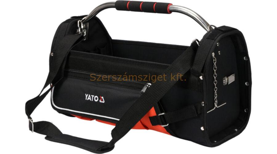 2bf90fc3d3a5 Övtáskák és szerszámos táskák - Yato Szerszámos táska 11 zsebes (YT ...